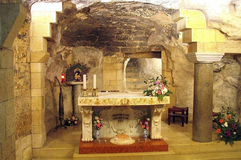 Nazareth - La casa d Maria