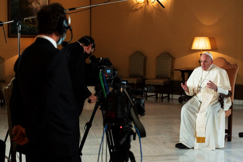Netflix e Papa Francesco