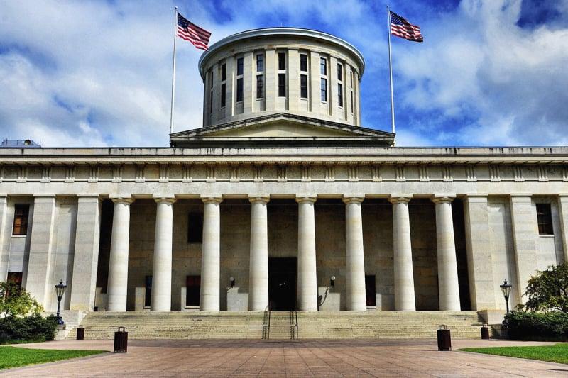 Ohio-Columbus-Ohio-Statehouse-Building