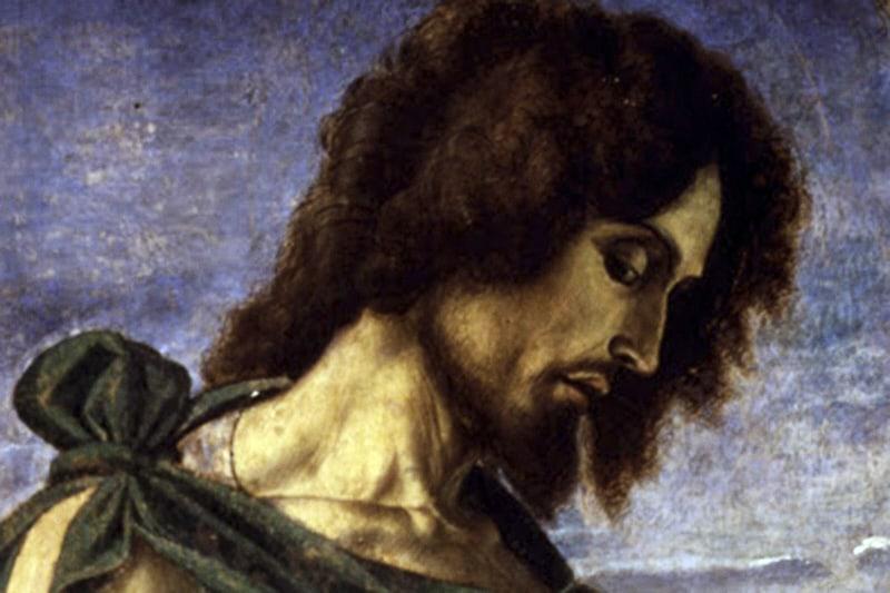 San Giovanni Battista (Alvise Vivarini Murano, 1442/1443)