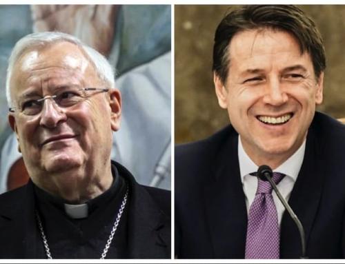 """Conte, il card. Bassetti e i """"costruttori"""" (non di pace, ma di governo)."""