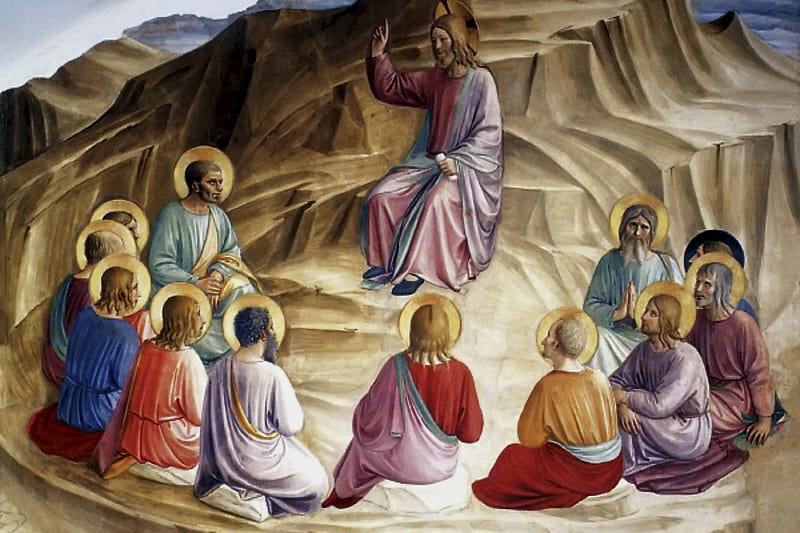 Beato Angelico, Discorso della Montagna