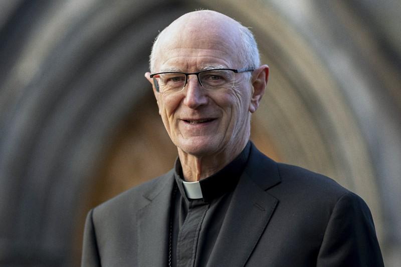 Dermot Farrell, nuovo arcivescovo di Dublino