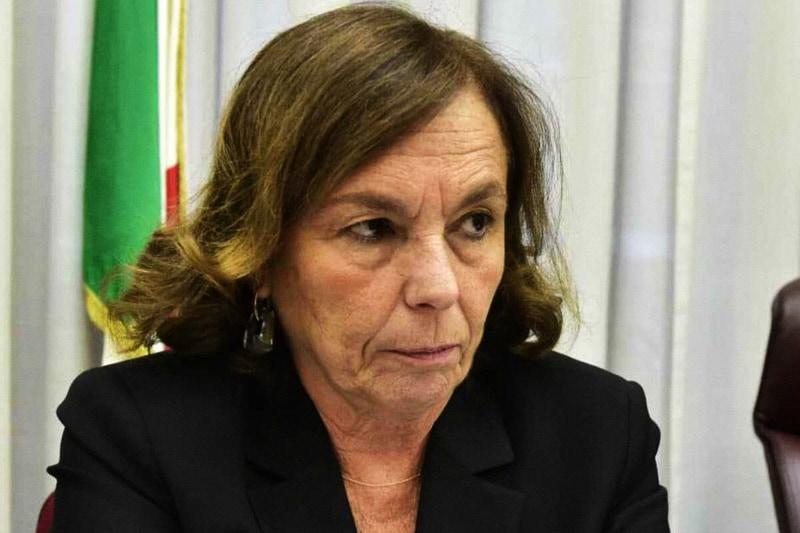 Luciana Lamorgese ministro dell'Interno