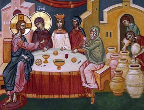 Il Verbo si fece carne in Maria e attraverso Maria si avvicina ai nostri cuori e li vivifica nell'amore.