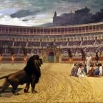 Siamo come i primi cristiani al tempo delle persecuzioni.