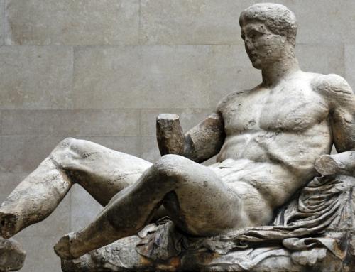 Dalla grecità al cristianesimo: astri giù, uomo su.