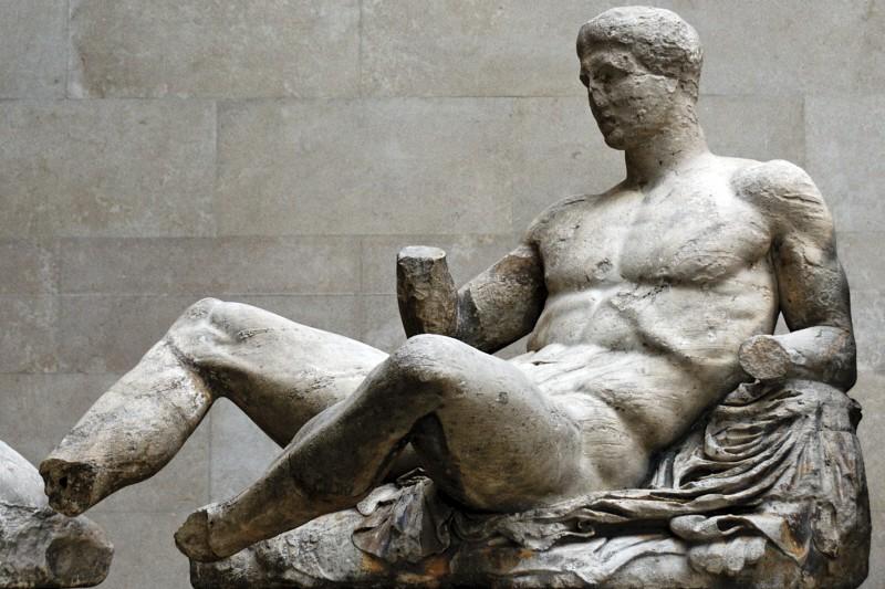 Fidia, Dioniso (dal Partenone di Atene)
