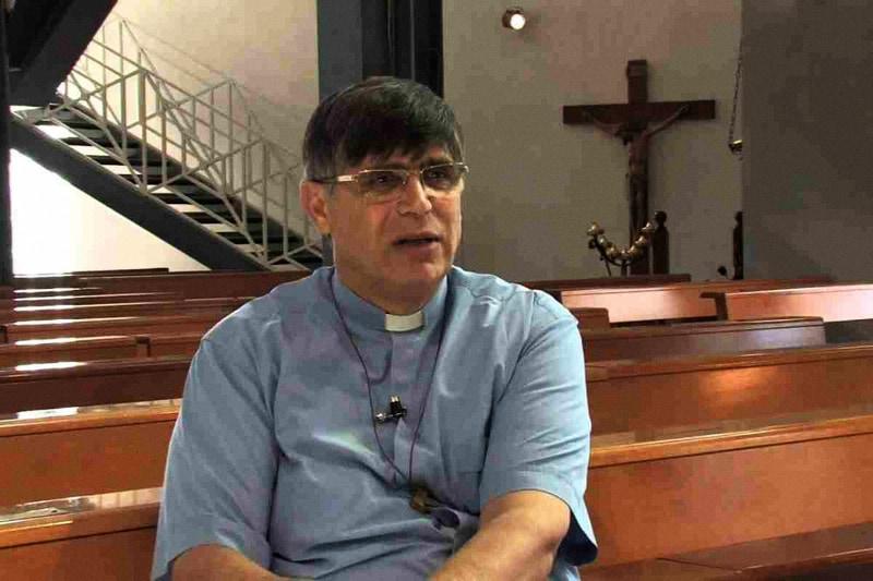 padre Maurizio Praticiello