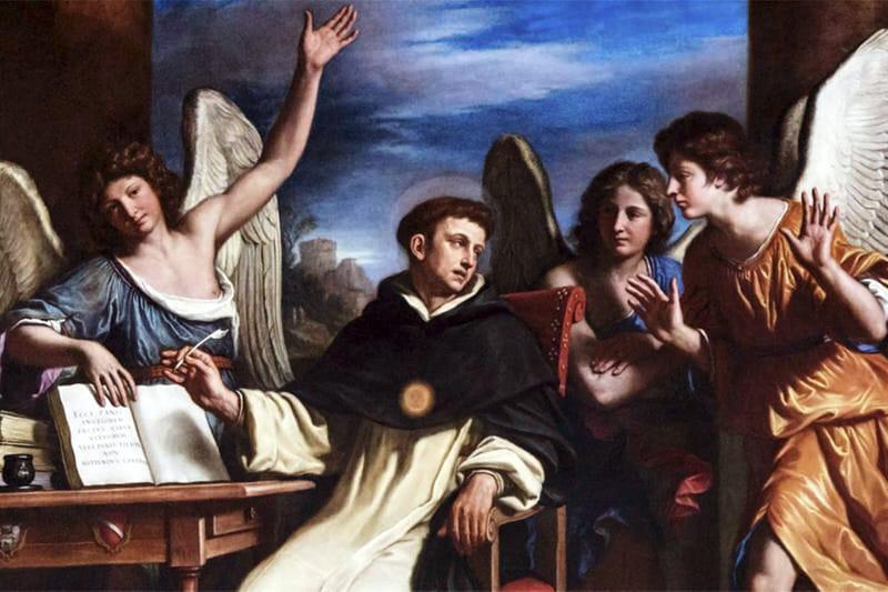 San Tommaso D'Acquino