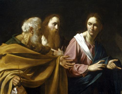 """La Chiesa è il luogo della presenza reale di Cristo, dove l'esistenza è """"spiegata"""" con Lui."""