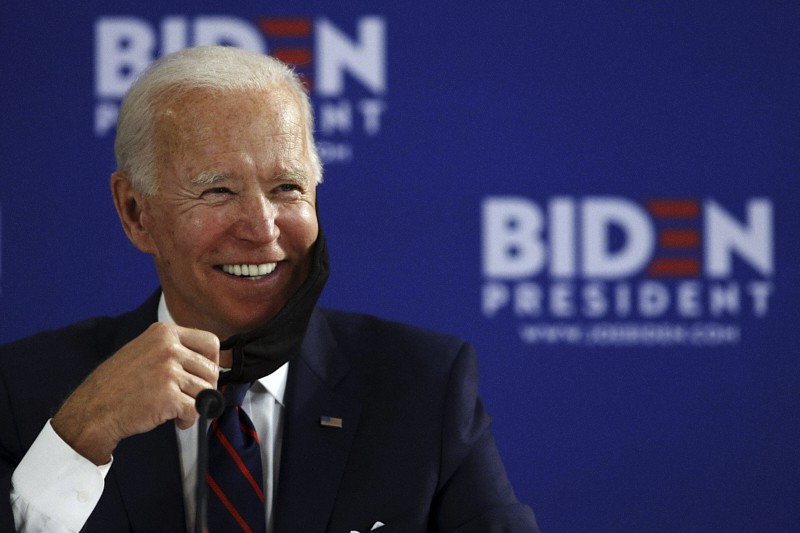 Joe Biden (AP PHOTO / Matt Slocum)