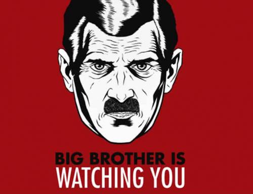 """Big Brother: neppure Orwell conosceva la natura e il fine di """"chi"""" davvero sempre ci osserva"""