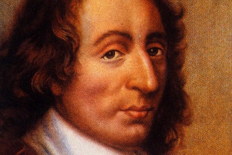 Blaise Pascal, matematico, fisico, filosofo e teologo francese