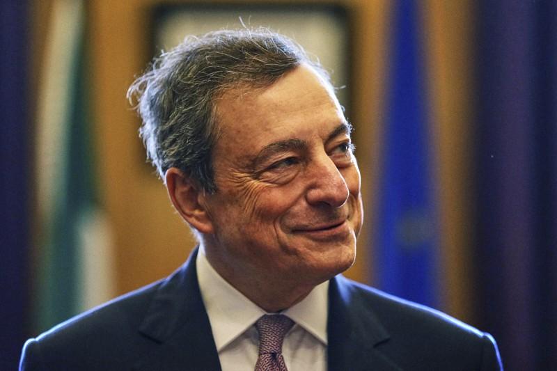 Mario Draghi ride