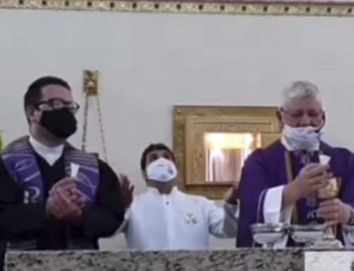 """Prete brasiliano che """"concelebrava"""" la messa con un ministro protestante rimosso come pastore"""