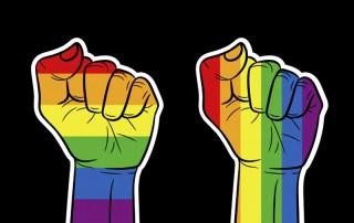 Pugno-LGBT