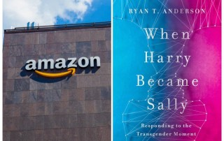 "Amazon - Ryan Anderson e il suo libro: ""When Harry became Sally"""