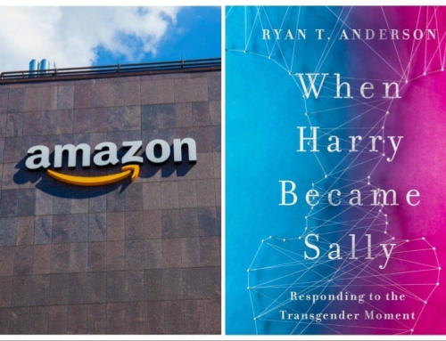 "Zucaro recensisce il libro di Ryan T. Anderson: "" When Harry Became Sally: Responding to the Transgender Moment"""