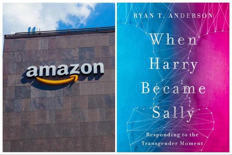 """Amazon - Ryan Anderson e il suo libro: """"When Harry became Sally"""""""