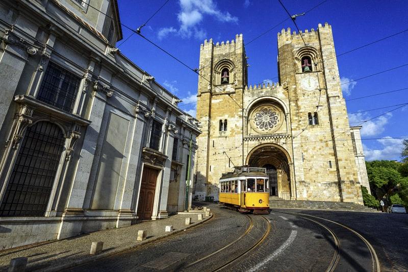 Cattedrale di Lisbona, Portogallo