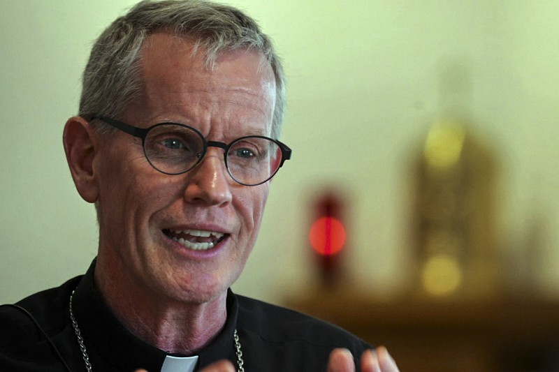 David Konderla, vescovo