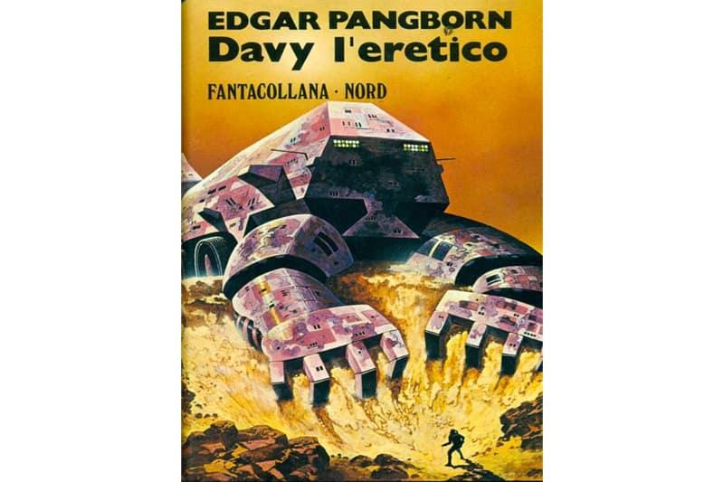 Edgar Pangborn