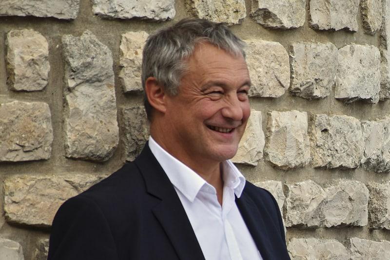 Jean-Pierre Maugendre, fondatore e direttore di Renaissance catholique
