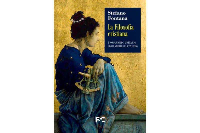 Stefano Fontana copertina libro La filosofia cristiana