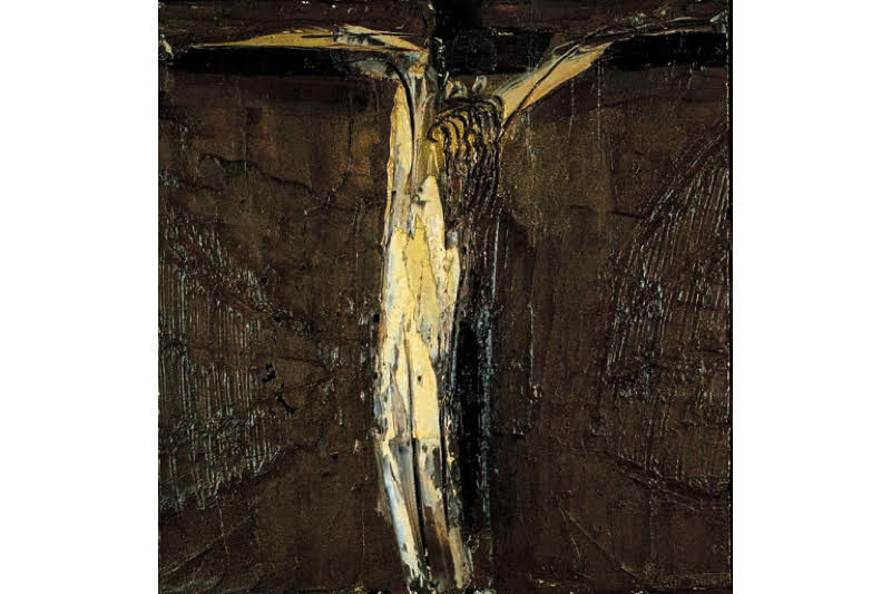 William Congdon, crocifisso