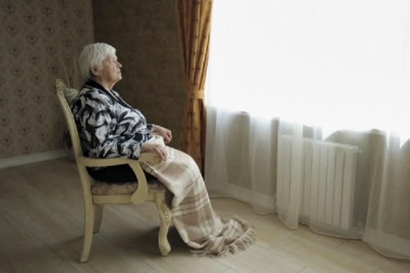 anziana anziani anziano