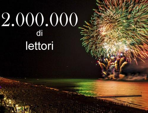 Due milioni di lettori!!!