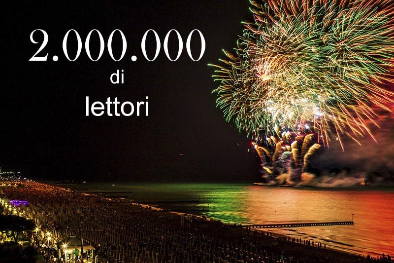 Blog Sabino Paciolla 2 milioni di lettori unici