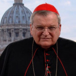 Card. Burke: Dichiarazione riguardo la ricezione della Santa Comunione da parte di coloro che persistono nel peccato grave in pubblico