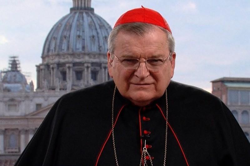 Cardinale Raymond L. Burke