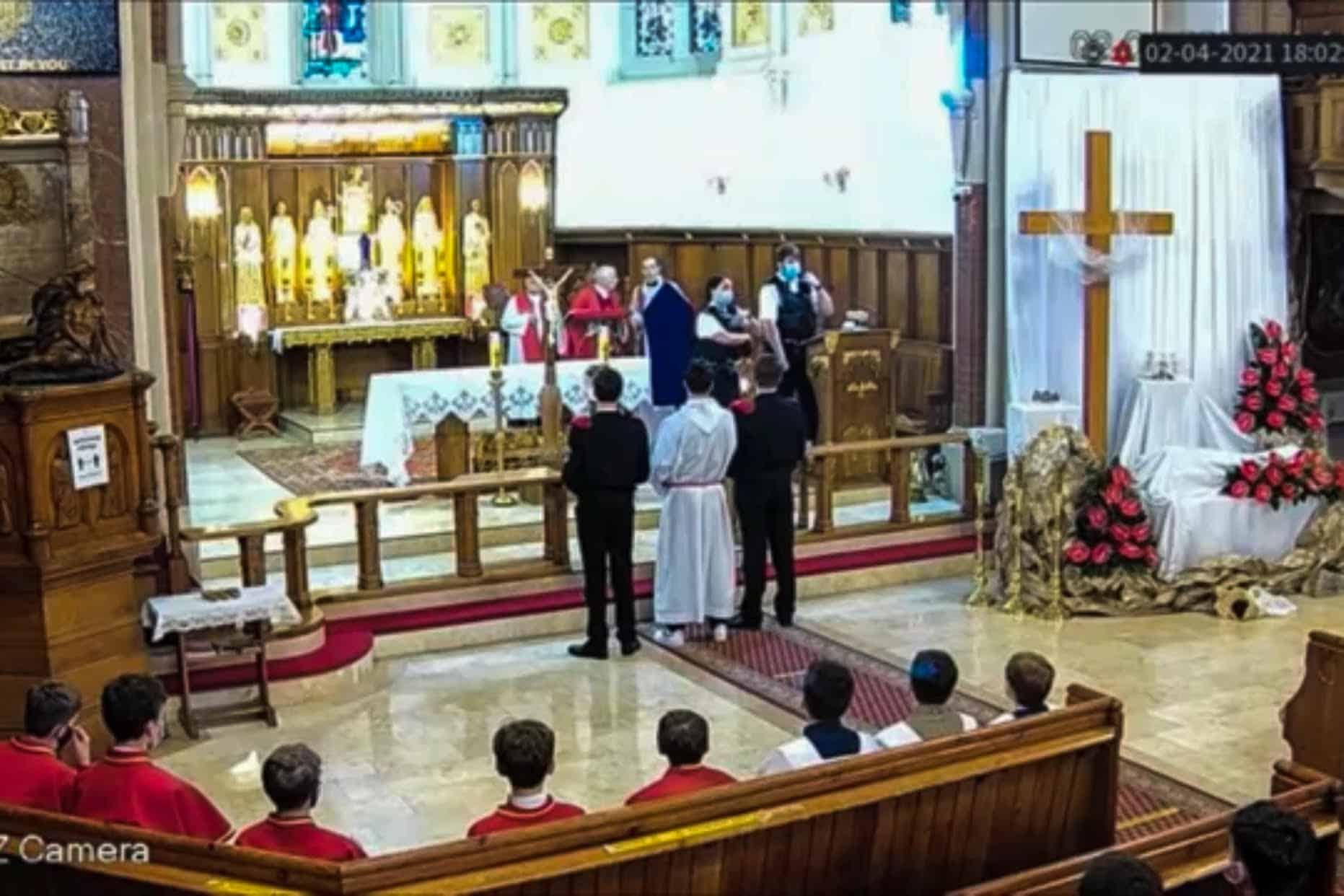 Chiesa Cattolica di Cristo Re a Balham, sud-ovest di Londra