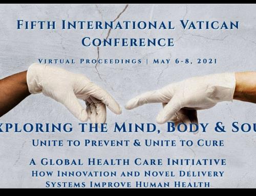 """Conferenza vaticana sulla salute: Una piattaforma per combattere l'""""esitazinoe al vaccino"""" COVID-19?"""