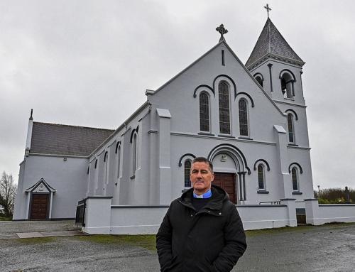 Il lockdown, un sacerdote coraggioso e la Domenica delle Palme in Irlanda