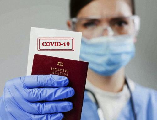 """I """"passaporti per i vaccini"""" sono moralmente sbagliati e non necessari dal punto di vista medico"""