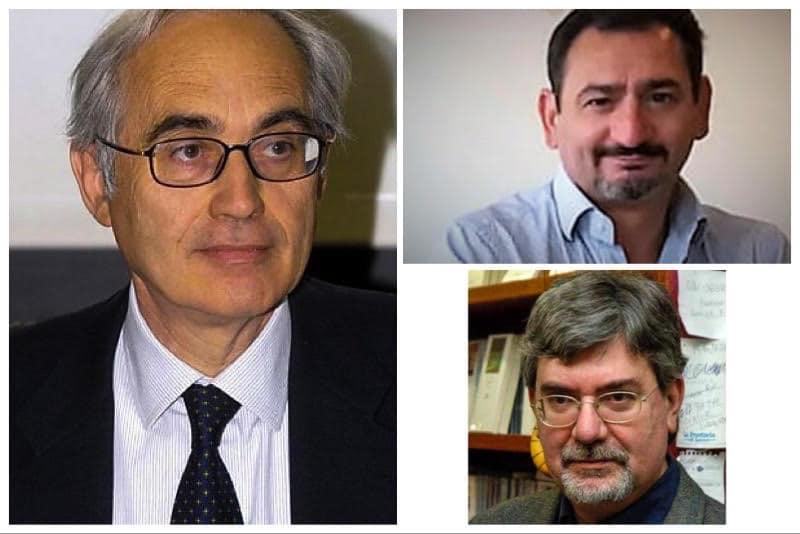 R. De Mattei - G. Amato -P. Gulisano