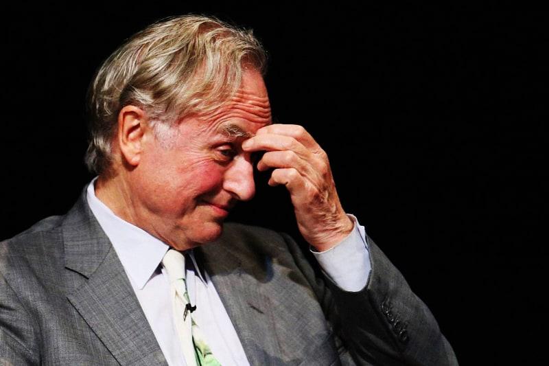 Richard Dawkins, etologo, biologo, divulgatore scientifico, saggista e attivista britannico