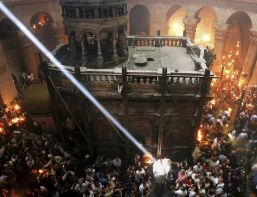 Le feste della Pasqua a Gerusalemme nel IV sec. La testimonianza di una pellegrina.