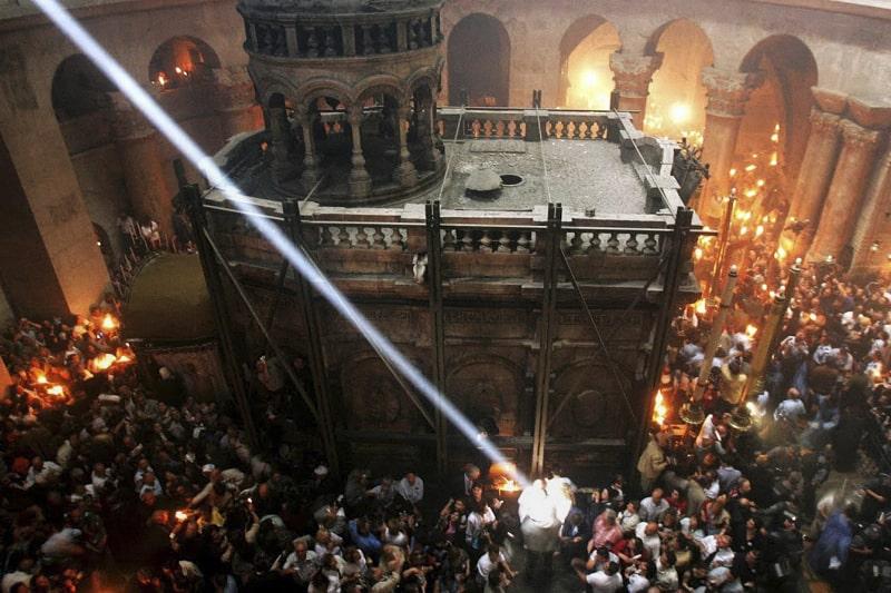 Santo Sepolcro, Gerusalemme
