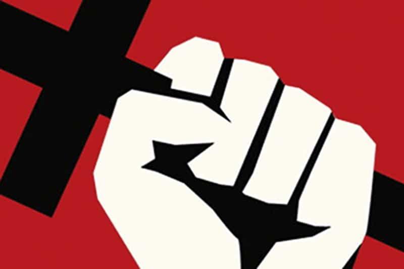 crocifisso cristianesimo marxismo socialismo