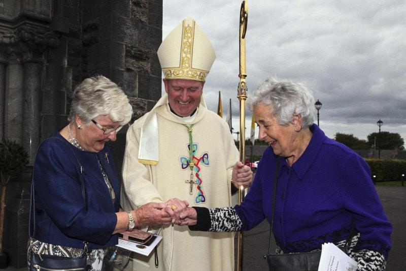 mons. Paul Dempsey vescovo di Achonry