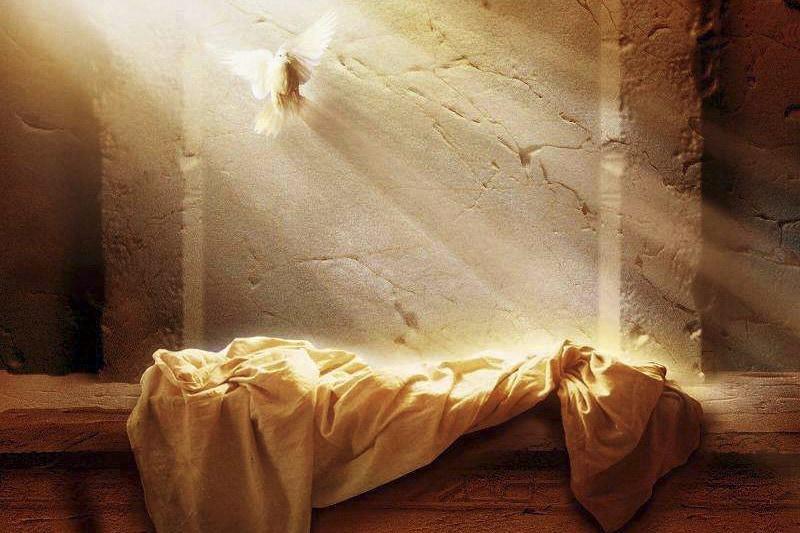 sepolcro vuoto Pasqua