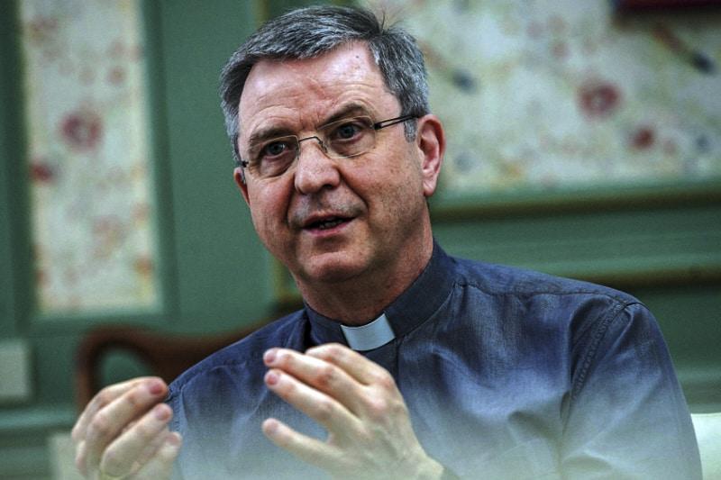 Johan Bonny, vescovo