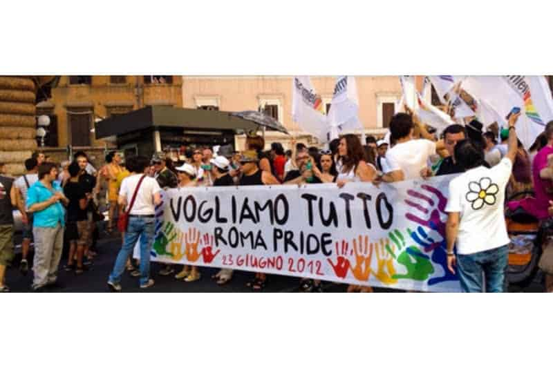 LGBT-Roma-Pride