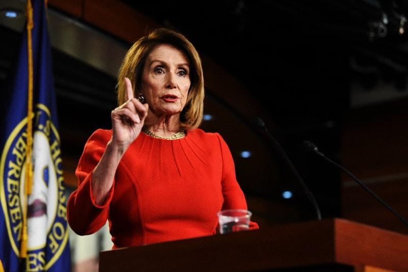 Nancy Pelosi, Speaker della Camera USA