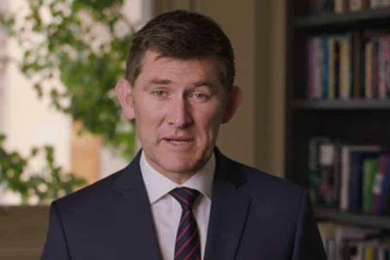 William Doherty, preside dello Xavier College, Melbourne